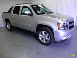 Avalanche chevy avalanche 2011 : 2011 Sheer Silver Metallic Chevrolet Avalanche LT 4x4 #51576259 ...