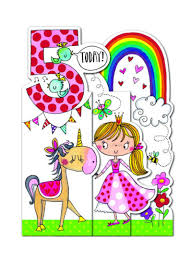Princess Designs Online Shop Rachel Ellen Designs Whippersnappers Age 5 Princess Greeting Card 184 X 133 Millimeter Online In Dubai Abu Dhabi And All Uae