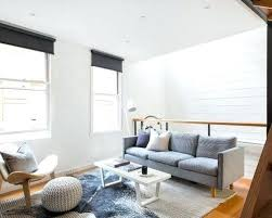 scandinavian living room furniture. Scandinavian Living Room Photo Of A Formal Loft Style In With White Walls Furniture C
