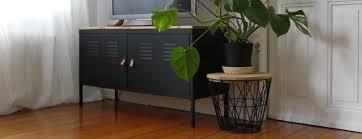 Ikea Hack Aus Klapprigem Ps Schrank Wird Edle Tv Konsole Mintundmeer