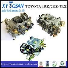 China Engine Carburetor for Toyota 1rz 2rz 2rz - China Carburetor ...
