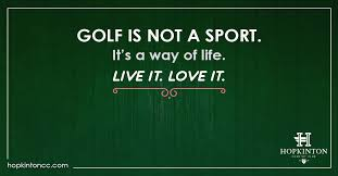 Golf And Life Quotes Delectable Golf Sport Quotes