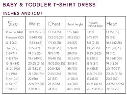 Child T Shirt Size Chart By Age Kid Size Chart Shirt Kids