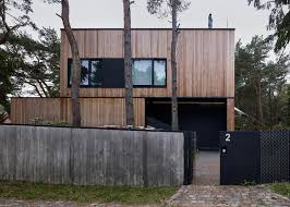 house with textured concrete interior