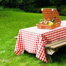 picnic table cloths awesome in round tablecloths red white checd for weddings in x tablecloth popular picnic table cloths