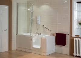nice step in bathtubs with shower bathroom best walk tubs beautiful design