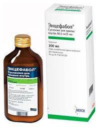<b>Энцефабол суспензия</b> для приема внутрь <b>200 мл</b> — цена ...