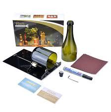glass bottle cutter tool fixm new version glass bottle cutter diy cutting machine wine and beer drinking glass round bottles cutting tool bonus a bottle