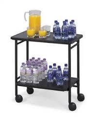 Folding Office Cart In Black Finish Id 37056 689994723951 Ebay