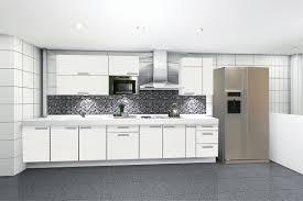 Plain White Kitchen Cabinets White Kitchen Cabinets How To Realize This Design Kitchen