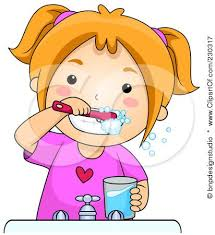 child looking in mirror clipart. brush teeth clipart - google search child looking in mirror m