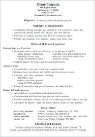 Staff Assistant Resume Administrative Assistant Objective Resume ...