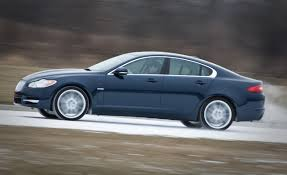 2010 Jaguar XF Supercharged Road Test   Review   Car and Driver