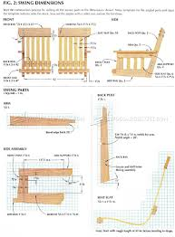 How To Build A Porch Swing Diy Porch Swing O Woodarchivist