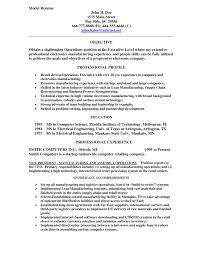 Resume Template For Electrical Engineers Elegant Recruiter Resume ...