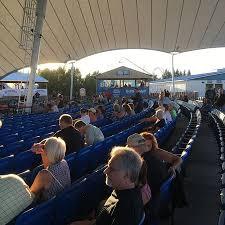 Darien Lake Performing Arts Center Seating Chart Darien Lakes Performing Center Our Section 410 Picture