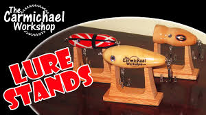 Fishing Lure Display Stands Fishing Lure Display Stands YouTube 2