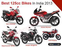 best 125cc bikes in india 2015