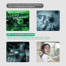 Neekin V1Lite Máy Lọc Không Khí AOP KF Thanh Lọc Chất Liệu Formaldehyde Mùi  vi trùng thanh lọc Không Khí Di Động Bụi cho Xe Hơi Nhà Văn P…