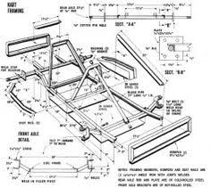 081417187da1206ed5b642f53b8605f3 wooden go kart plans how to build a wooden push cart with a on plumbing job sheet template