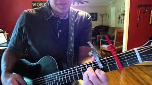 Kyser Short Cut Capo Chord Chart Guitar Lesson Short Cut Capo Hillsong All Things New