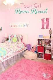 Teenage girl furniture ideas Bunk Beds These Are Some Great Real Room Ideas For Teenage Girl Love All The The Real Thing With The Coake Family Teenage Girl Room Ideas Our Room Reveal