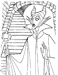 Small Picture maleficent coloring pages Clipart Panda Free Clipart Images