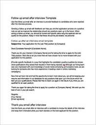 thank you after an interview short thank you email after interview template recruiterly com