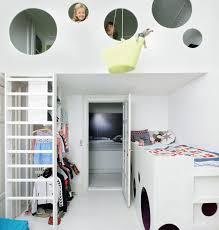 Kids Loft Beds with Creative Playroom