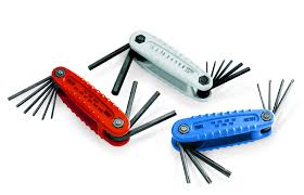 Craftsman <b>3</b>-<b>Piece Folding</b> Hex Key Set