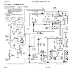 john deere electrical diagram john image john deere 445 wiring diagram john automotive wiring diagram on john deere 425 electrical diagram