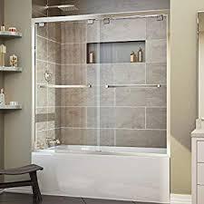 sliding shower doors over tub. Plain Tub Width Frameless Bypass Sliding Tub Door 5 In Shower Doors Over U