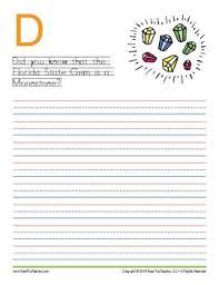 Florida Handwriting Printables Manuscript Edition