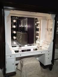 Modern Bedroom Vanities Bedroom Bedroom Vanity With Lights Together Trendy Awesome