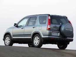 HONDA CR-V specs - 2004, 2005, 2006, 2007 - autoevolution