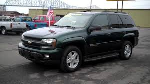 2002 CHEVY TRAILBLAZER LTZ 4X4 SOLD!!! - YouTube