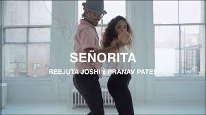 SENORITA - SHAWN MENDES ft. CAMILA CABELLO | REEJUTA JOSHI x PRANAV PATEL -  YouTube