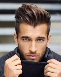 Nonchalant Achterover De Beste Herenkapsels Mens Hairstyles I