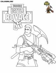 10 Delightful Fortnite Coloring Pages Images Colouring Pages For