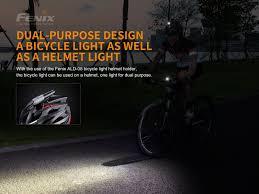 Bicycle Wheel Light Software V2 0 Fenix Bc21r V2 0 Bicycle Light Cree Neutral White Led 1000 Lumens Bike Headlight