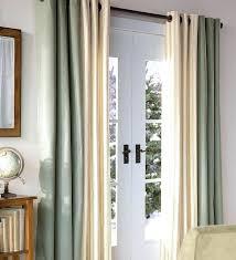 best curtain ideas for patio doors sliding glass door curtains