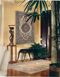 hanging rug on wall tribal bear skin how to hang a the antique