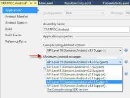 How to Build Your Android App apk for Testing in Visual Studio