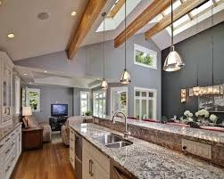 vaulted ceiling kitchen lighting. Vaulted Ceiling Kitchen Lighting Recessed N