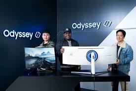 Odyssey Design Designing The Gaming Monitors Of The Future The Odyssey G7