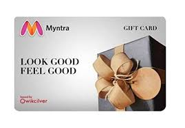 Myntra Gift card - Rs.3000 : Amazon.in: Gift Cards