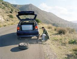 how to change a flat tire a step by step guide