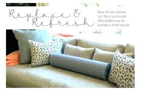 reupholster couch cost cushions how