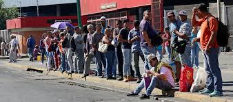 Resultado de imagen para caida de la economia venezolana 2019