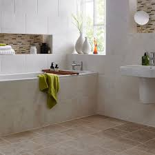 Kitchen Floor Tiles Bq Savino Earth Marble Effect Ceramic Wall Floor Tile Pack Of 8